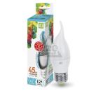 Лампа светодиодная ASD LED-СВЕЧА НА ВЕТРУ-standard 5Вт 230В Е27 4000К