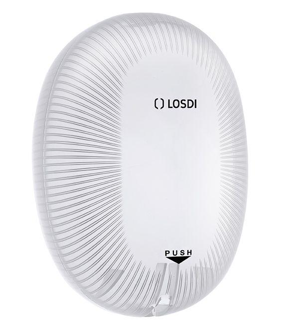 Дозатор для жидкого мыла Losdi Cj5003b-l электросушилка для рук losdi cs200x l white
