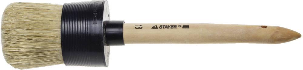 Кисть круглая Stayer 0141-60 лом stayer 21641 60