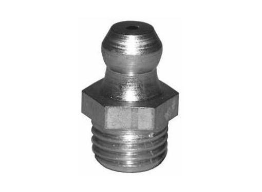 Прямая пресс-масленка БелАК (БЕЛАВТОКОМПЛЕКТ) M8х1 прямая (БАК.00083) 150 шт
