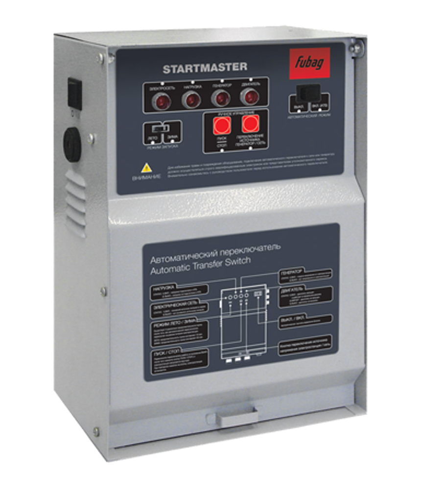 Блок автоматики АВР Fubag Startmaster bs 11500 цена