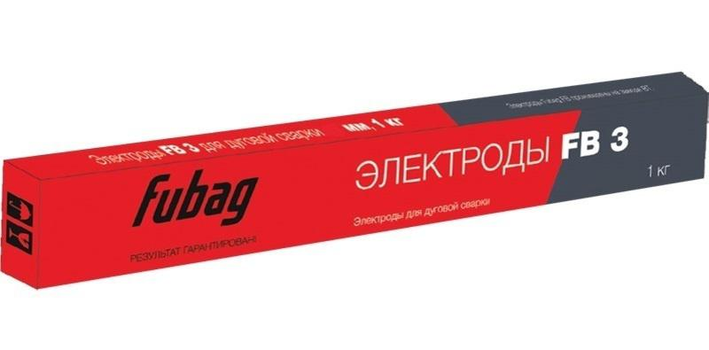 Электроды для сварки Fubag Fb 3 d2.5 станок камнерезный fubag fb 350