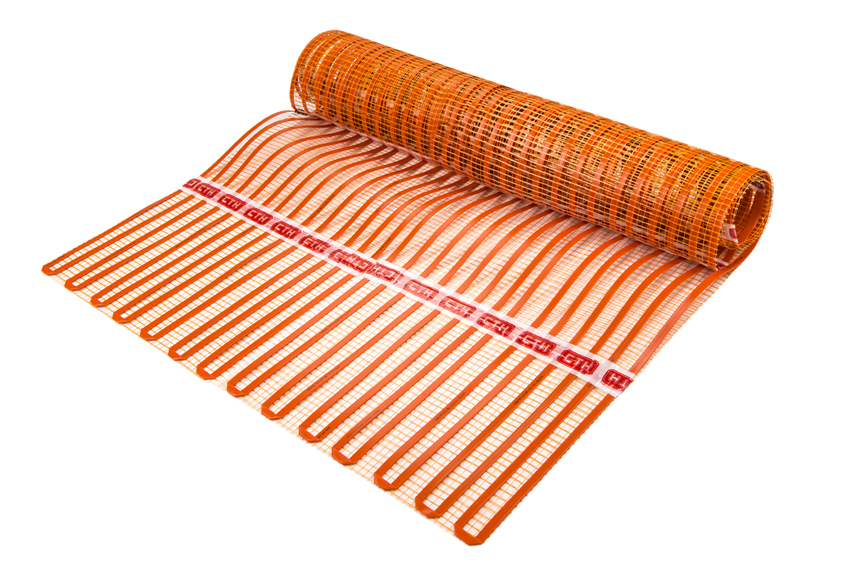 Теплый пол СТН City heat 450100.2 длина 4.5м шир.1м
