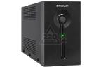 Источник бесперебойного питания CROWN 650VA (CMU-SP650IEC)