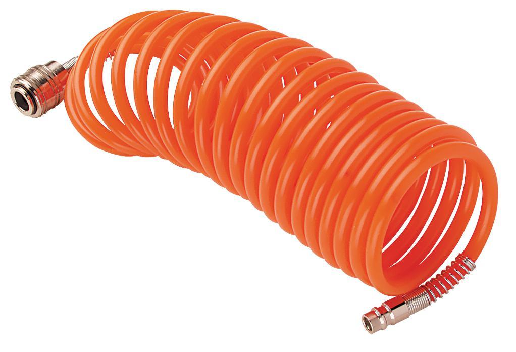Шланг спиральный для пневмоинструмента Fubag 170204 cкобы fubag 1 05х1 25мм 5 7х22 0 5000шт 140131