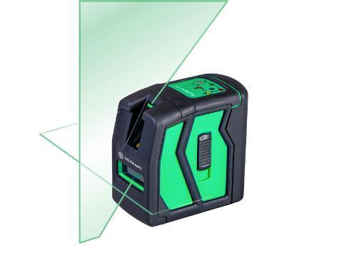 Уровень лазерный INSTRUMAX ELEMENT 2D GREEN