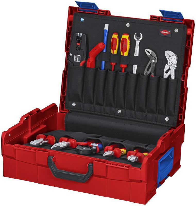 Набор инструментов Knipex Kn-002119lbe набор инструментов knipex универсальный 6 предметов