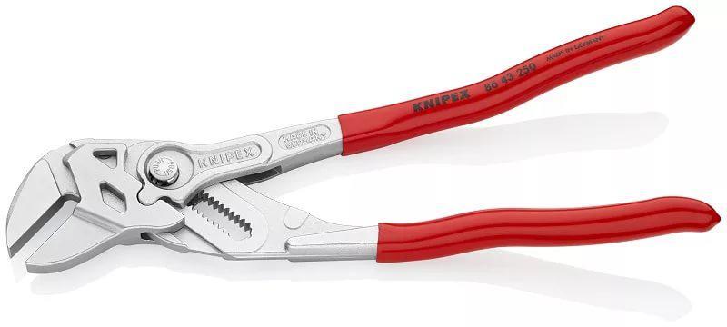 Клещи Knipex Kn-8643250 клещи knipex kn 8701400 кобра