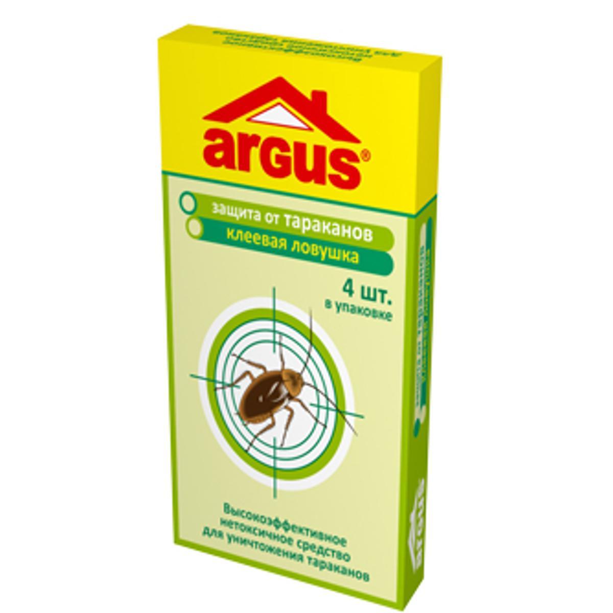 Ловушка для насекомых Argus СЗ.020017 елена красносельская ловушка для мэри
