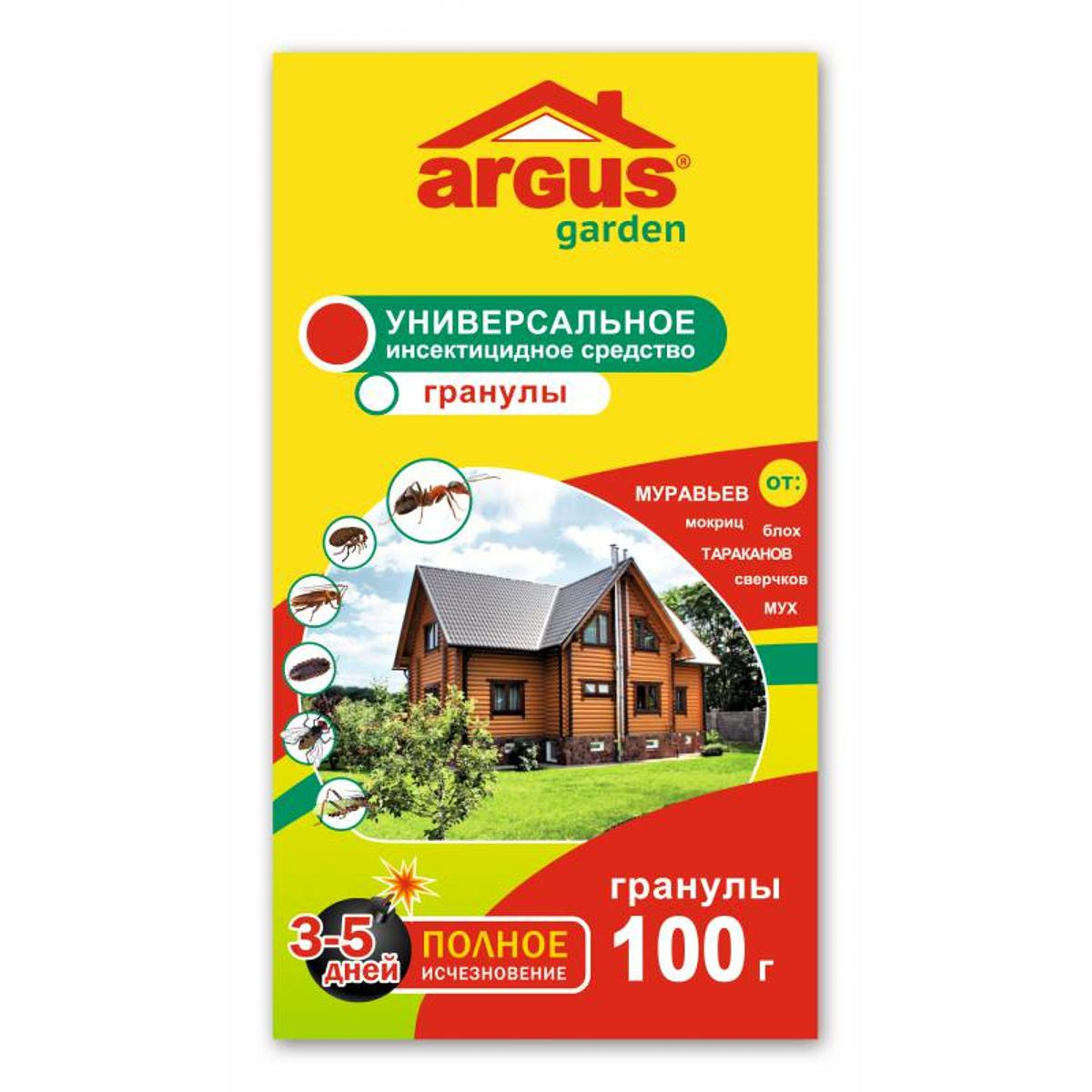 Гранулы Argus СЗ.030010