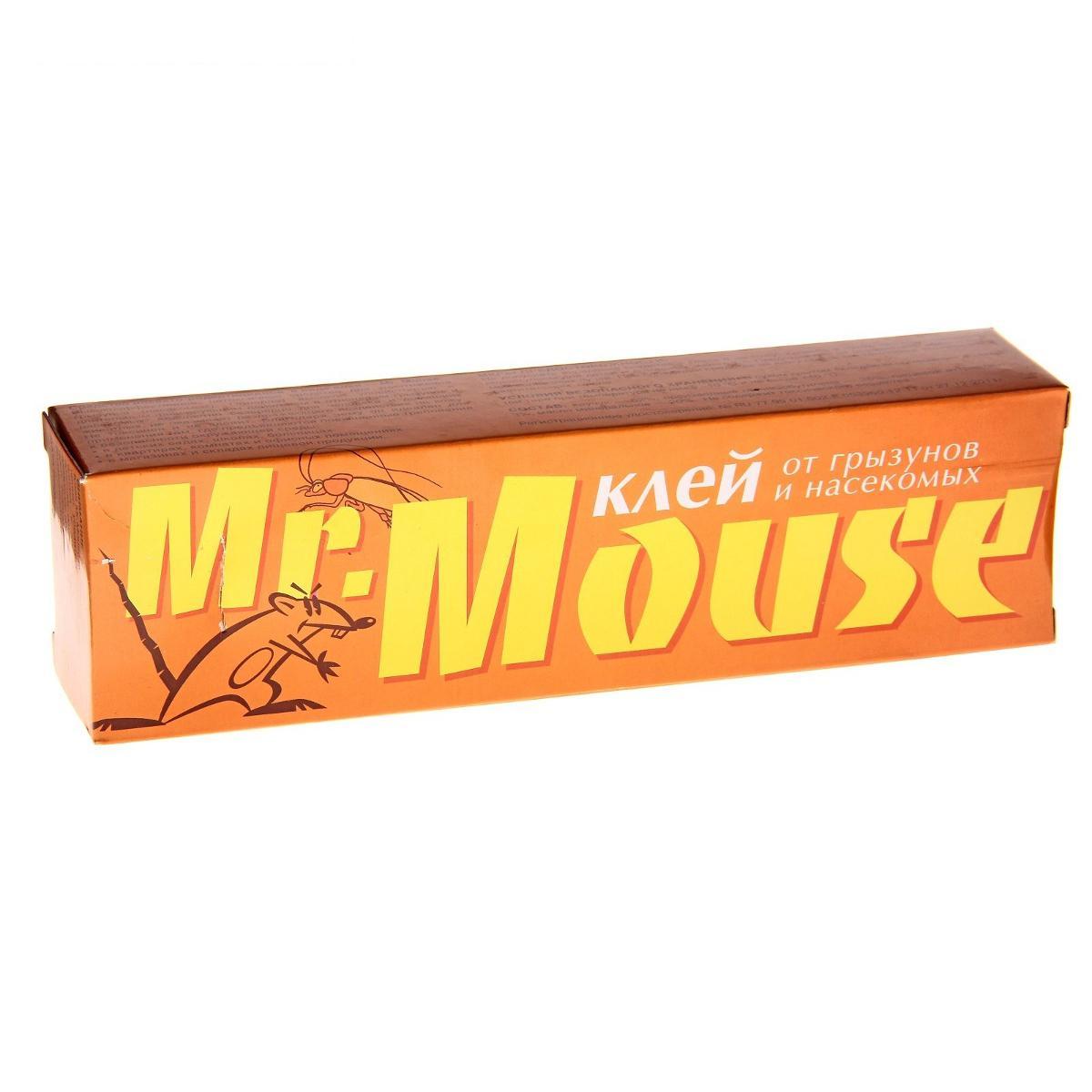 Клей Mr. mouse СЗ.040001 торасемид сз 5мг 60 таблетки
