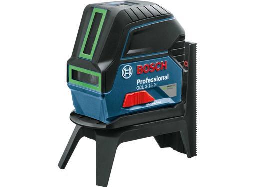 Уровень лазерный BOSCH GCL 2-15G+RM1+BM3 (0601066J00)