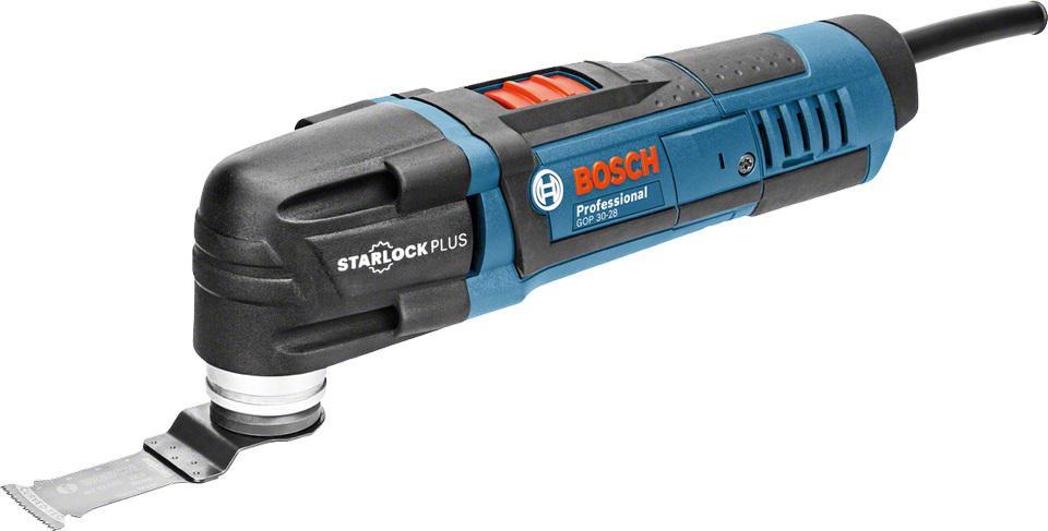 Инструмент многофункциональный Bosch Gop 30-28 (0.601.237.003) bosch gop 300 sce
