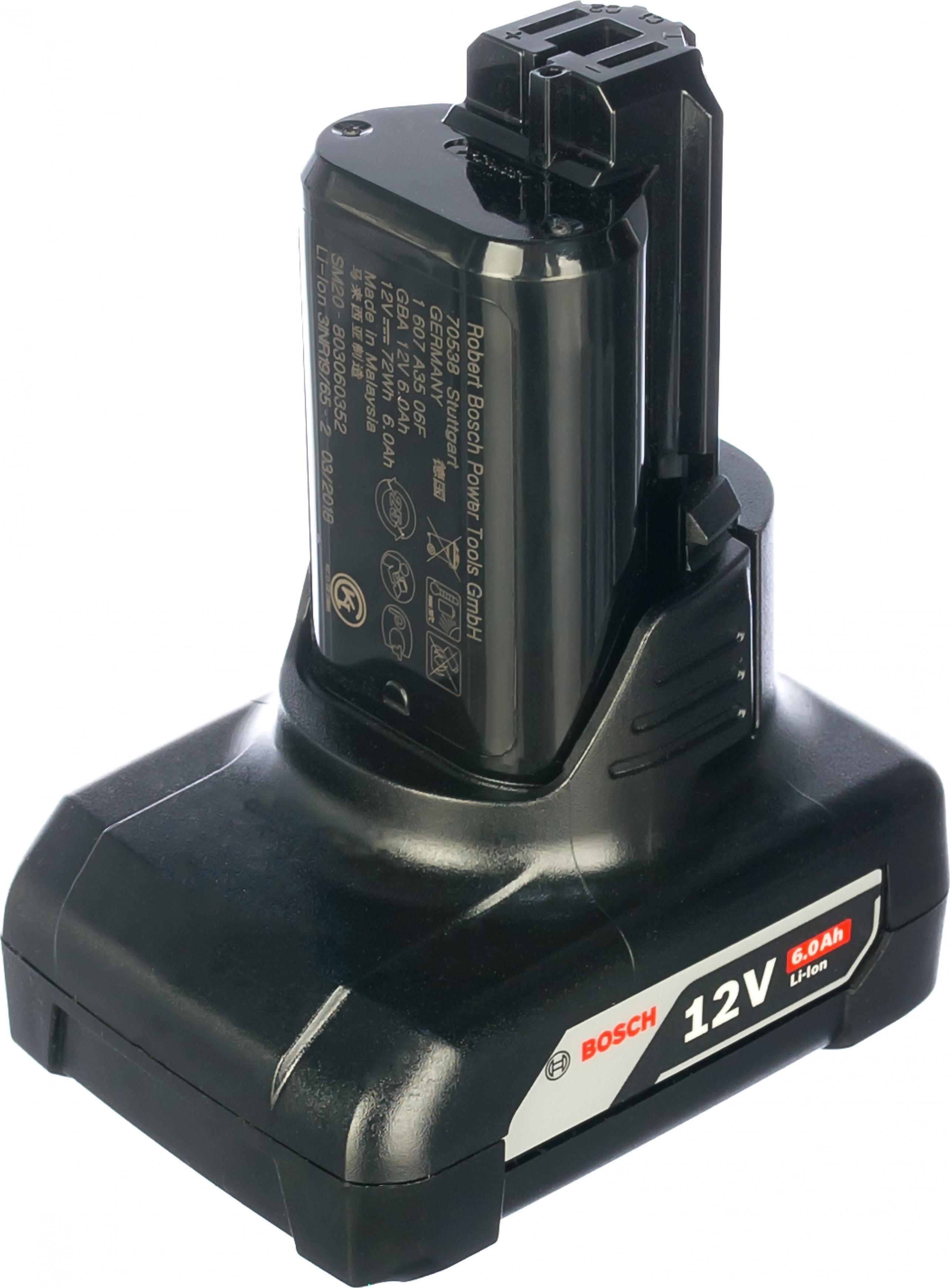 Аккумулятор Bosch 1600a00x7h