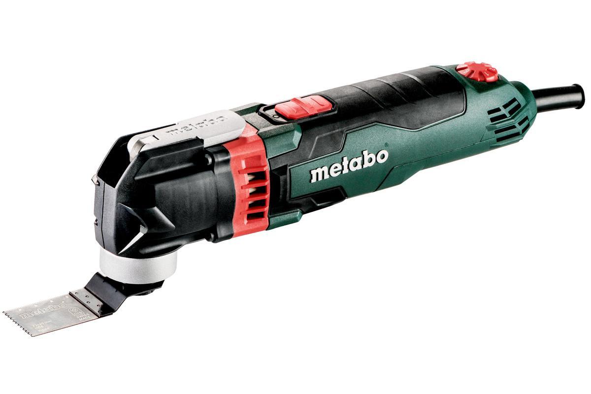 Купить со скидкой Инструмент многофункциональный Metabo Mt400quick (601406000)