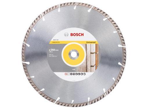 Круг алмазный BOSCH (2608615070) Ф350х20мм универсальный