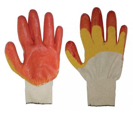 Перчатки с двойной латексной заливкой FIT 12469