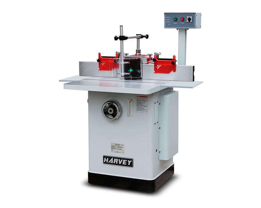 Станок фрезерно-сверлильный Harvey Hw303e 220v