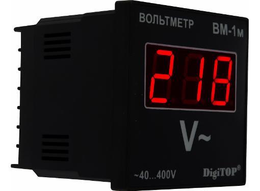 Цифровой вольтметр DIGITOP ВМ-1м