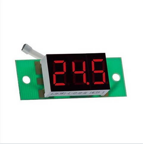 Термометр Digitop ТМ-14 red карманный пистолет температура бесконтактные цифровой термометр ик инфракрасный лазер глаз