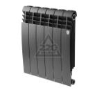 Радиатор биметаллический ROYAL THERMO BiLiner 500 Noir Sable 6 секций