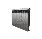 Радиатор биметаллический ROYAL THERMO BiLiner 500 Silver Satin 12 секций