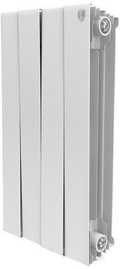 Купить Радиатор биметаллический Royal thermo Pianoforte 500/bianco traffico 4 секций