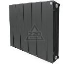 Радиатор биметаллический ROYAL THERMO PianoForte 500/Noir Sable 8 секций