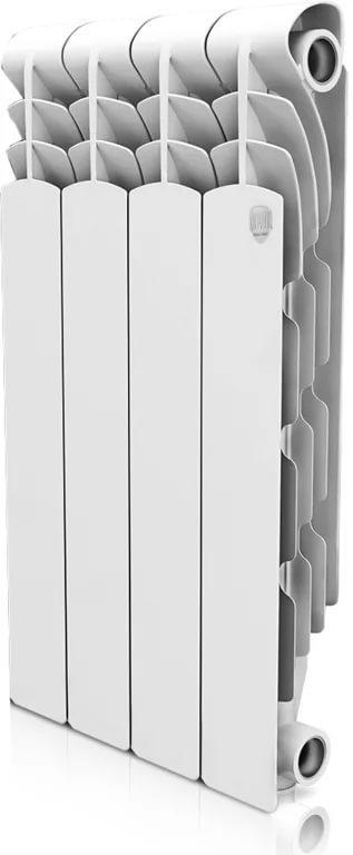Радиатор алюминиевый Royal thermo Revolution 350 4 секций алюминиевый радиатор royal thermo revolution 500 4 секции