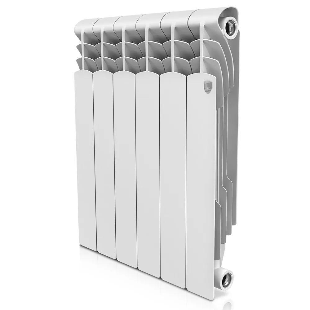 Радиатор алюминиевый Royal thermo Revolution 350 6 секций алюминиевый радиатор royal thermo revolution 500 4 секции