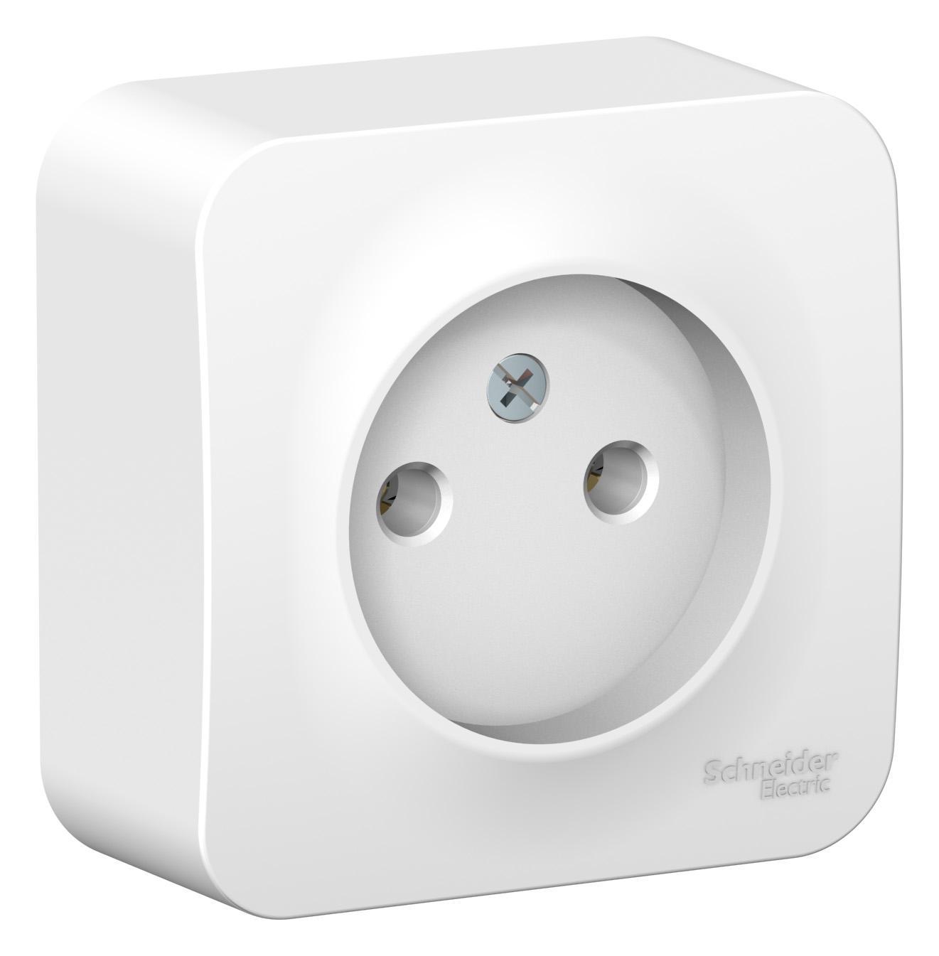 Розетка Schneider electric Blnra000101 blanca