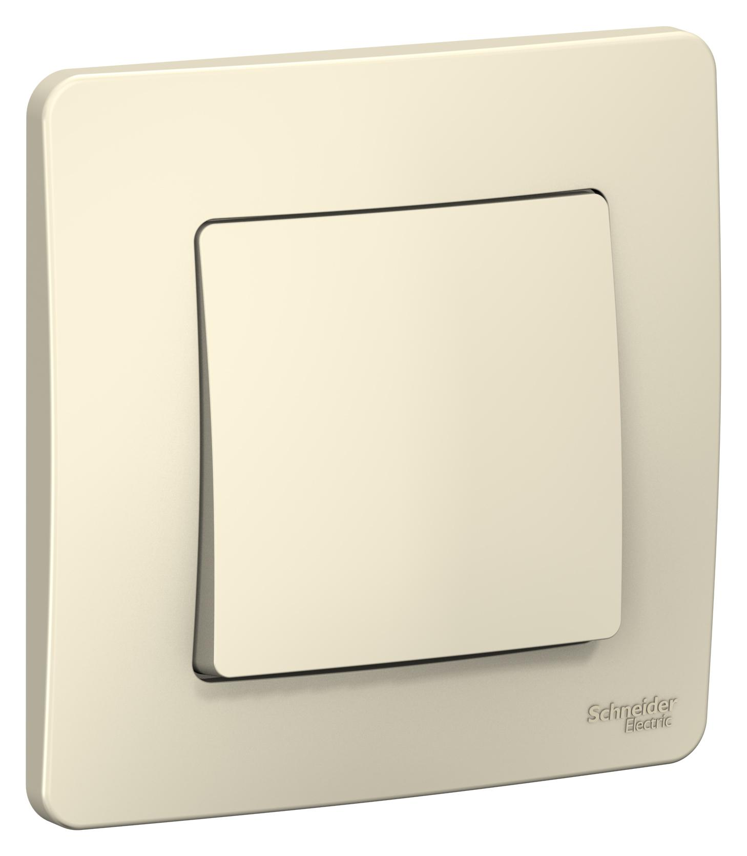 Выключатель Schneider electric Blnvs010102 blanca выключатель gsl000497 schneider electric