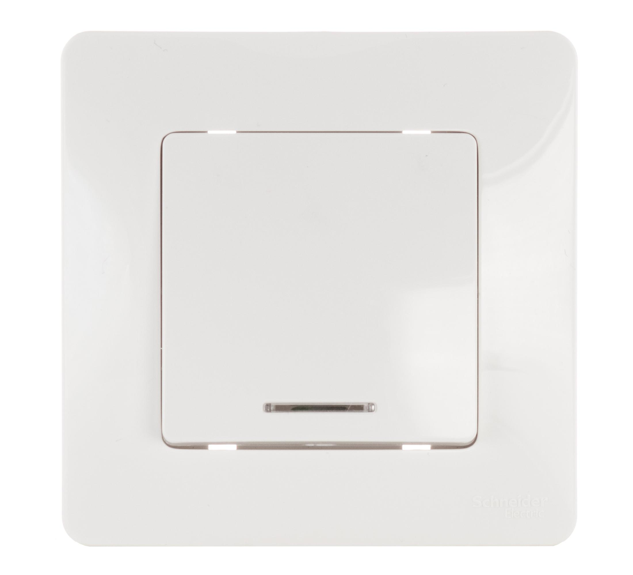 Выключатель Schneider electric Blnvs010112 blanca выключатель schneider electric blnva101013 blanca