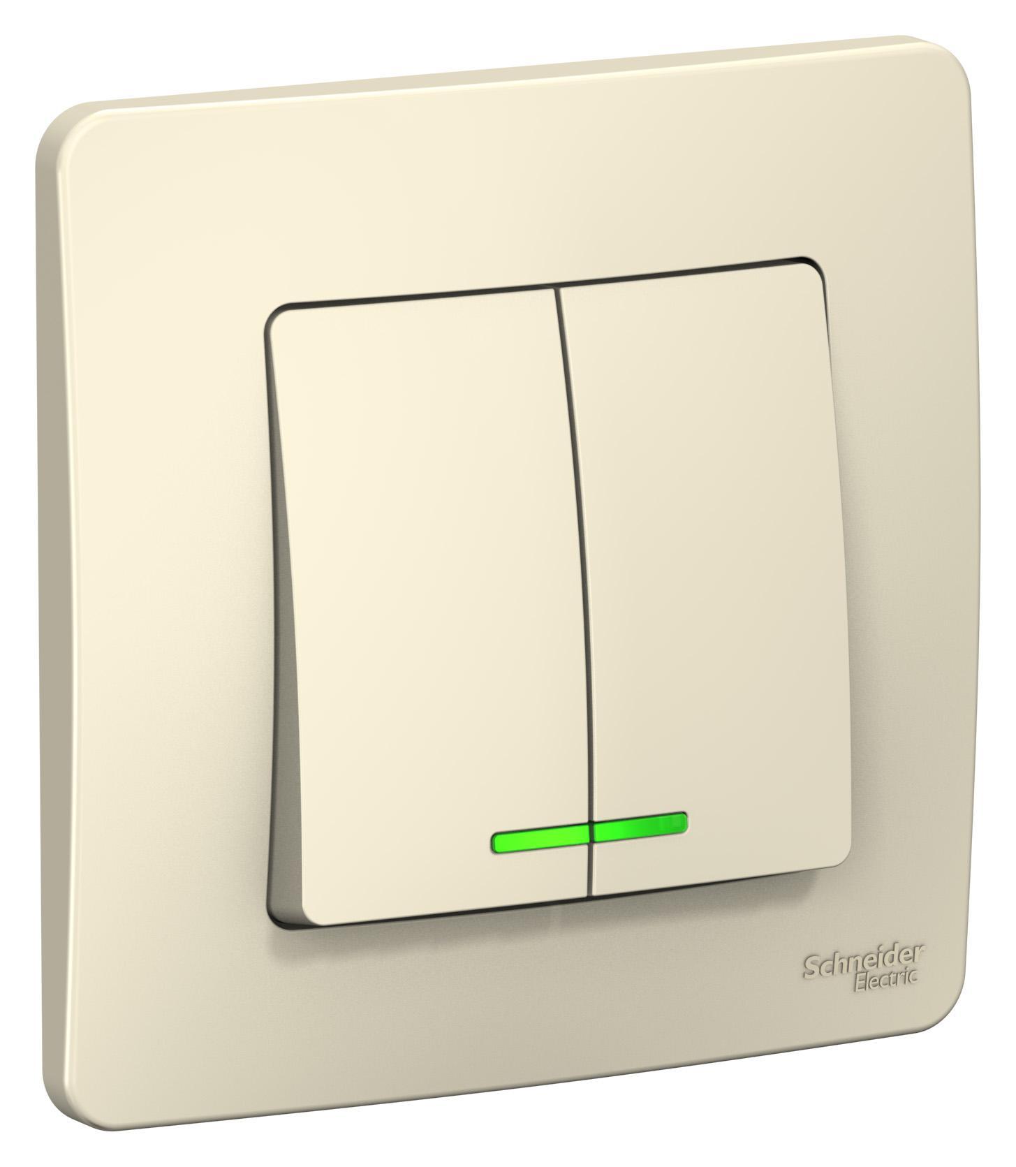 Выключатель Schneider electric Blnvs010512 blanca выключатель gsl000497 schneider electric