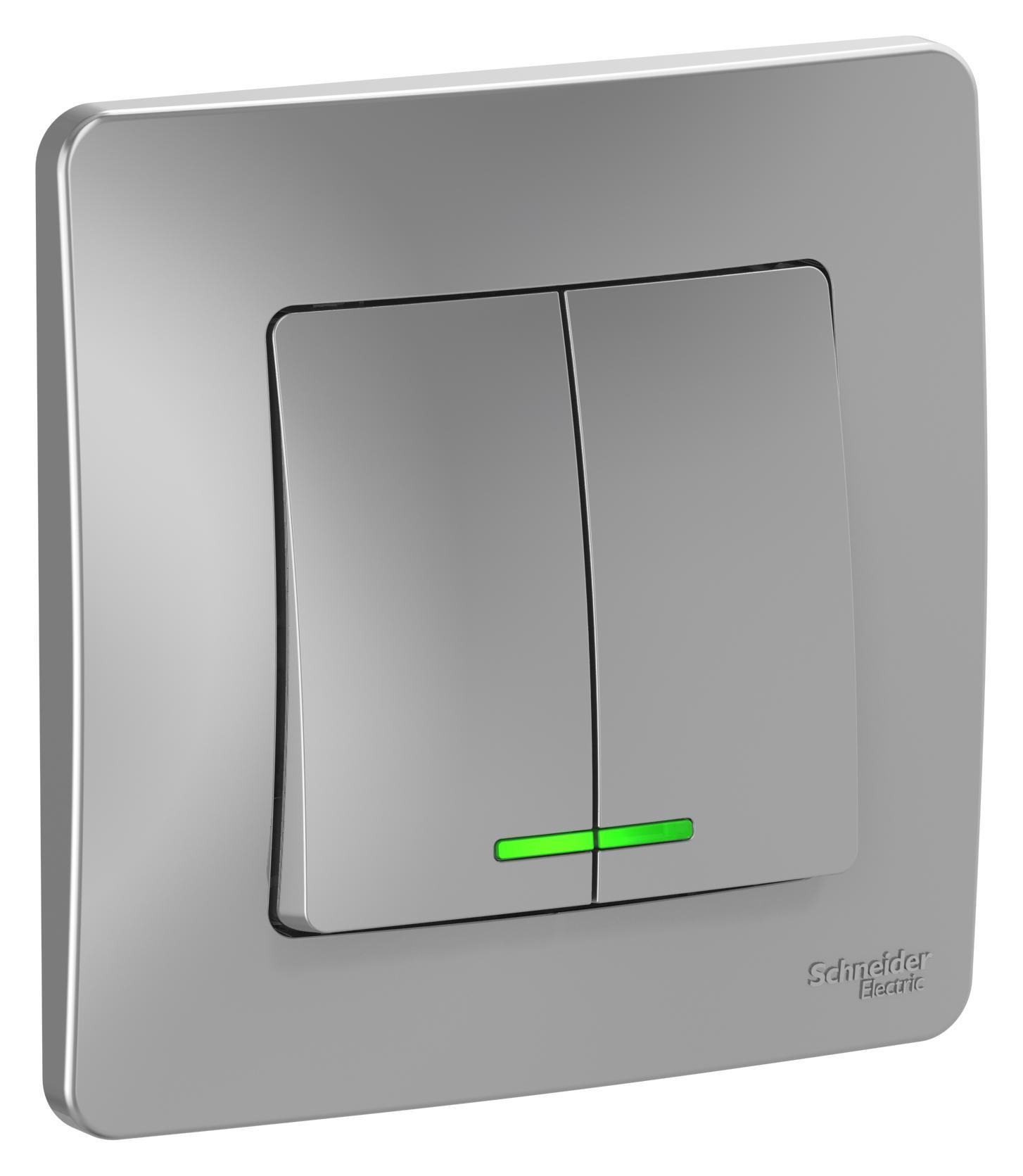 Выключатель Schneider electric Blnvs010513 blanca выключатель schneider electric blnva105014 blanca