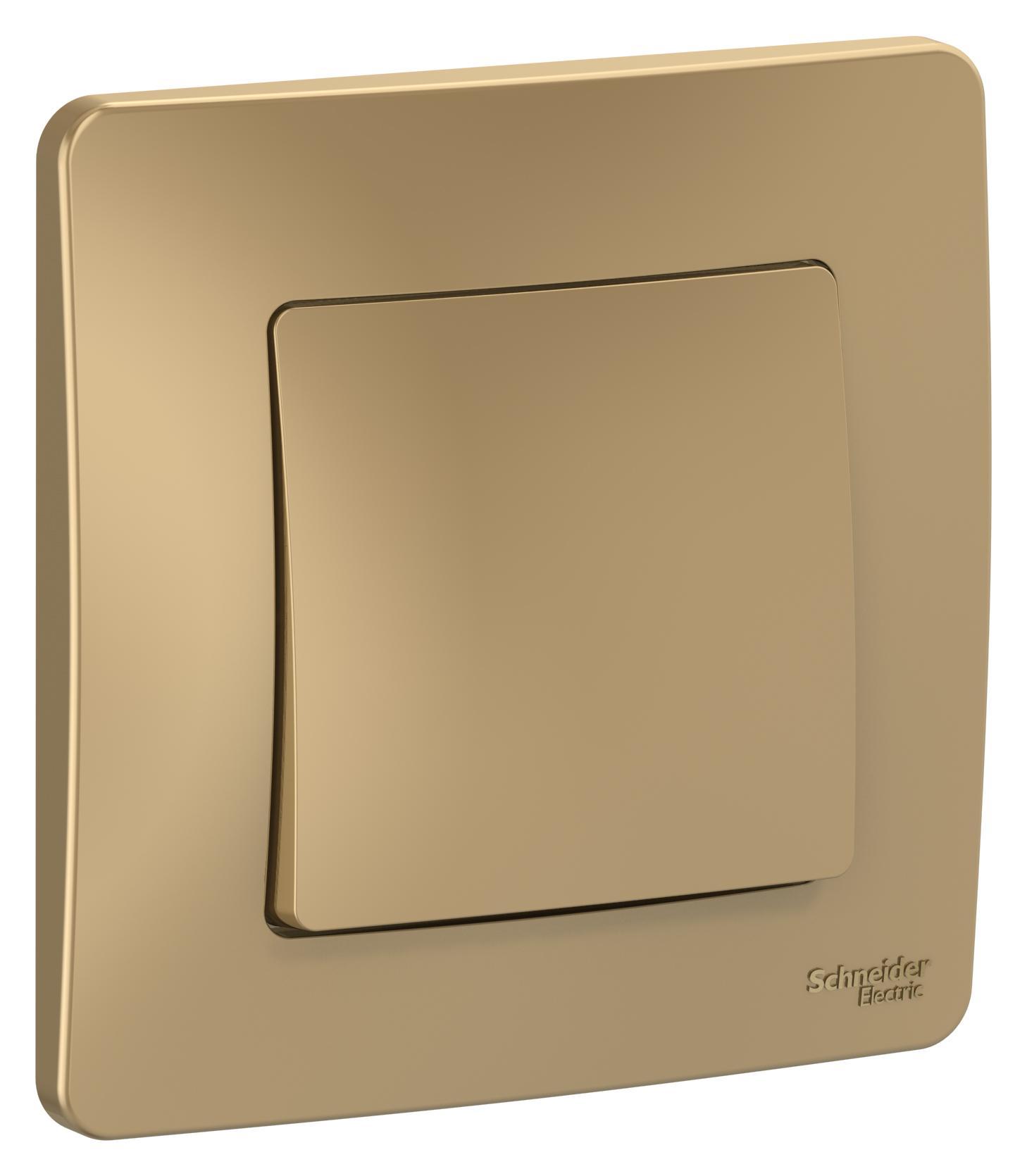 Купить Выключатель Schneider electric Blnvs010104 blanca