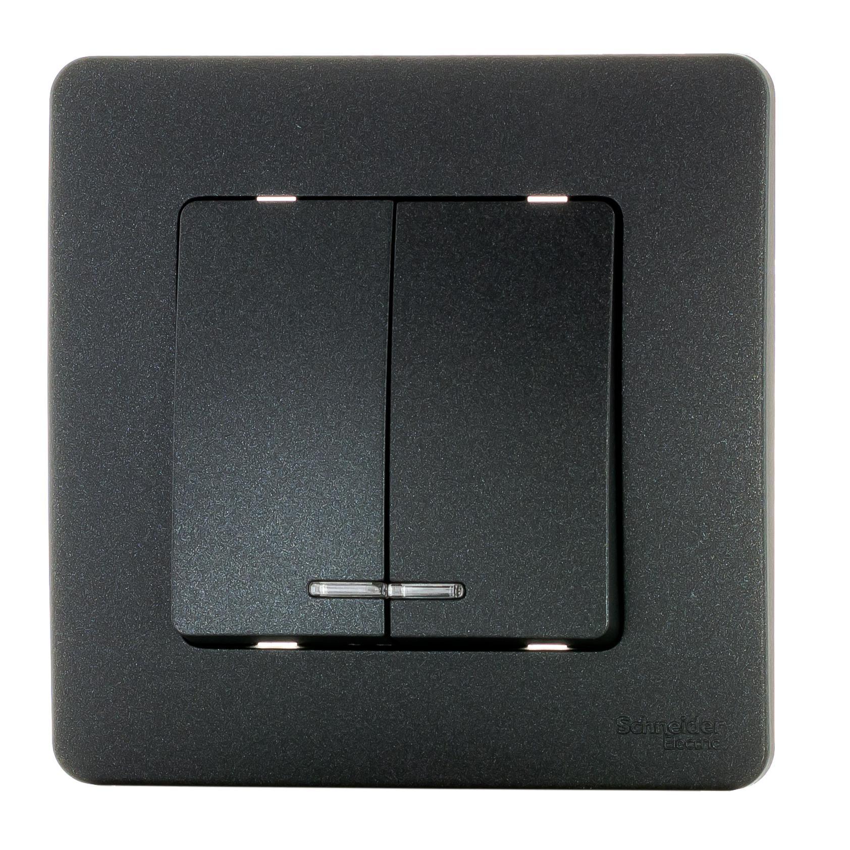 Выключатель Schneider electric Blnvs010516 blanca выключатель schneider electric blnva105014 blanca