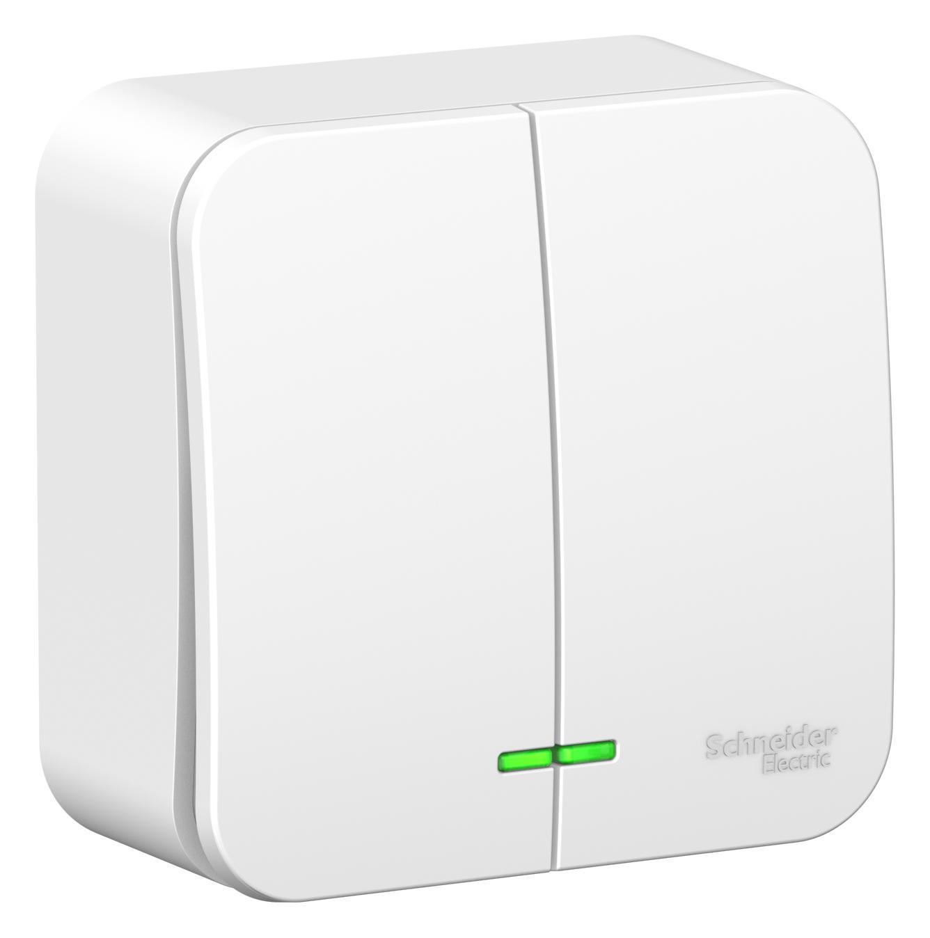 Выключатель Schneider electric Blnva105101 blanca лонгслив printio с пробегом по германии