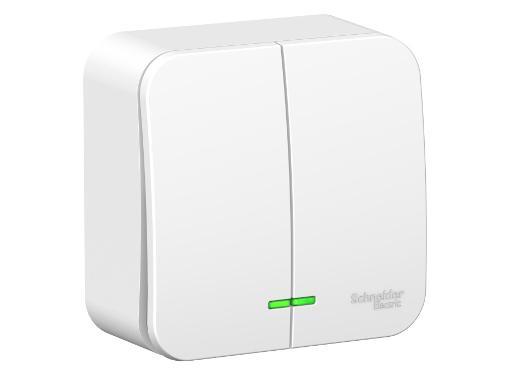 Выключатель SCHNEIDER ELECTRIC BLNVA105101 Blanca