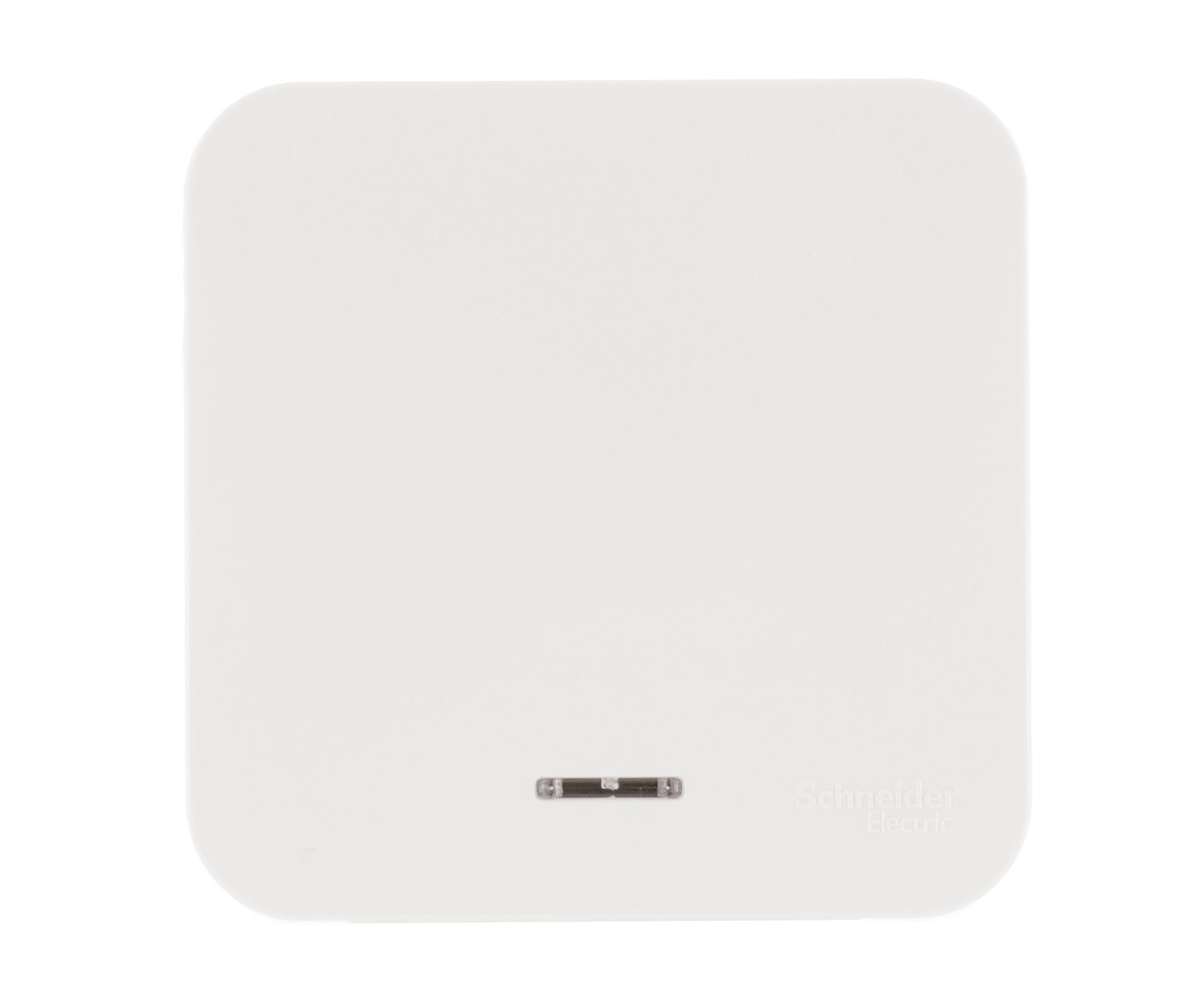 Купить Выключатель Schneider electric Blnva101112 blanca