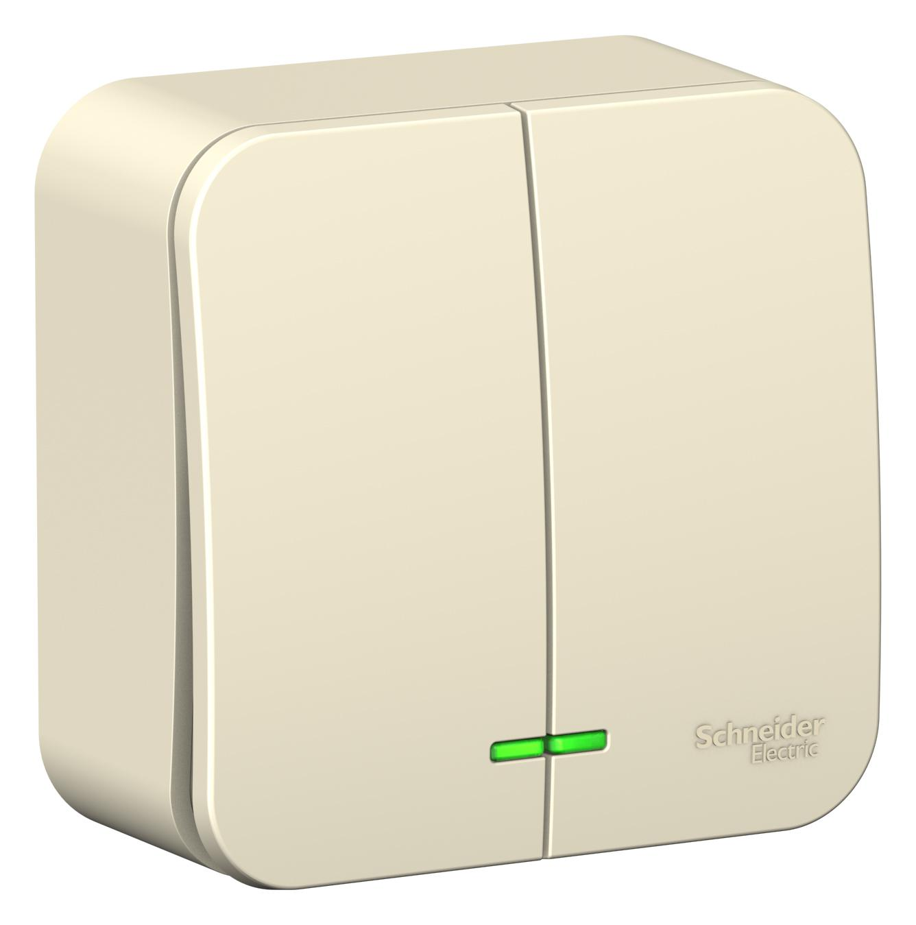Выключатель Schneider electric Blnva105112 blanca выключатель gsl000497 schneider electric