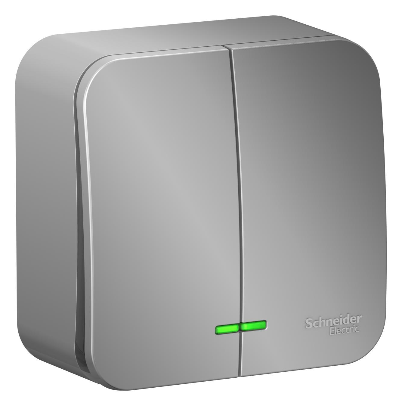 Выключатель Schneider electric Blnva105103 blanca выключатель gsl000497 schneider electric