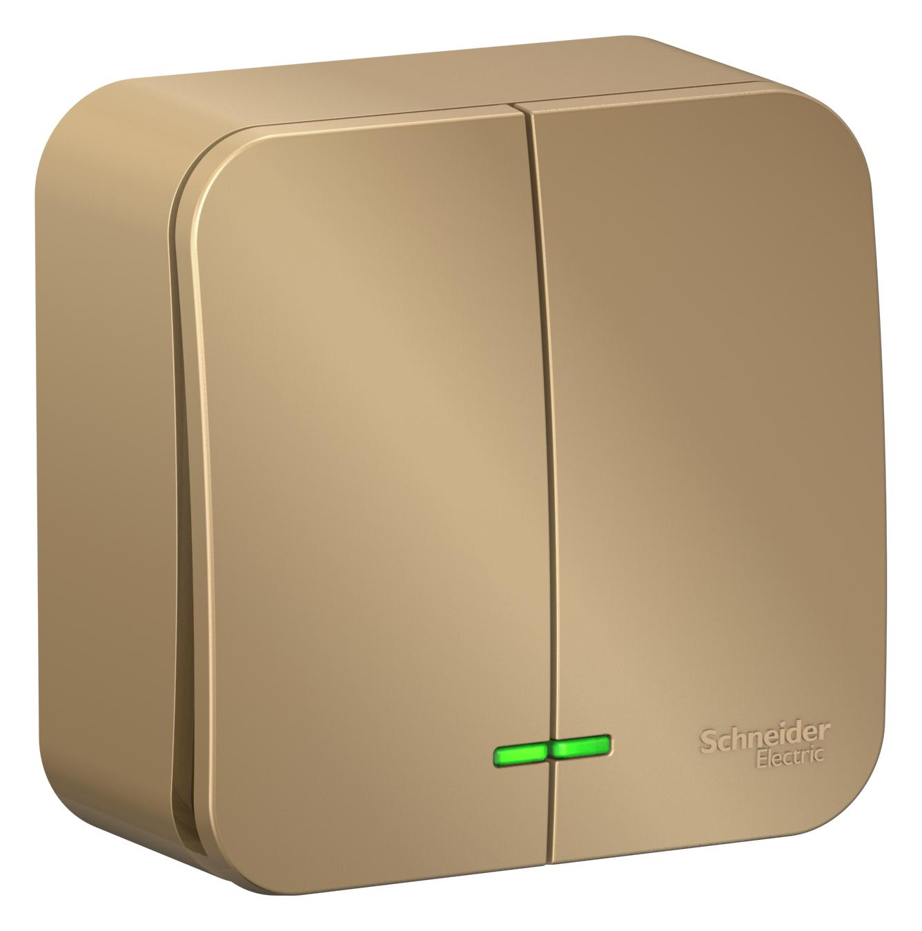 Выключатель Schneider electric Blnva105104 blanca выключатель gsl000497 schneider electric