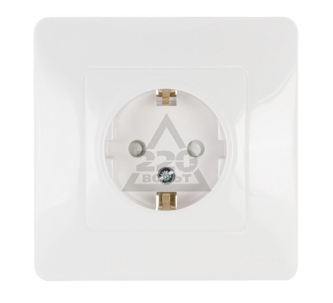 Розетка SCHNEIDER ELECTRIC BLNRS001111 Blanca