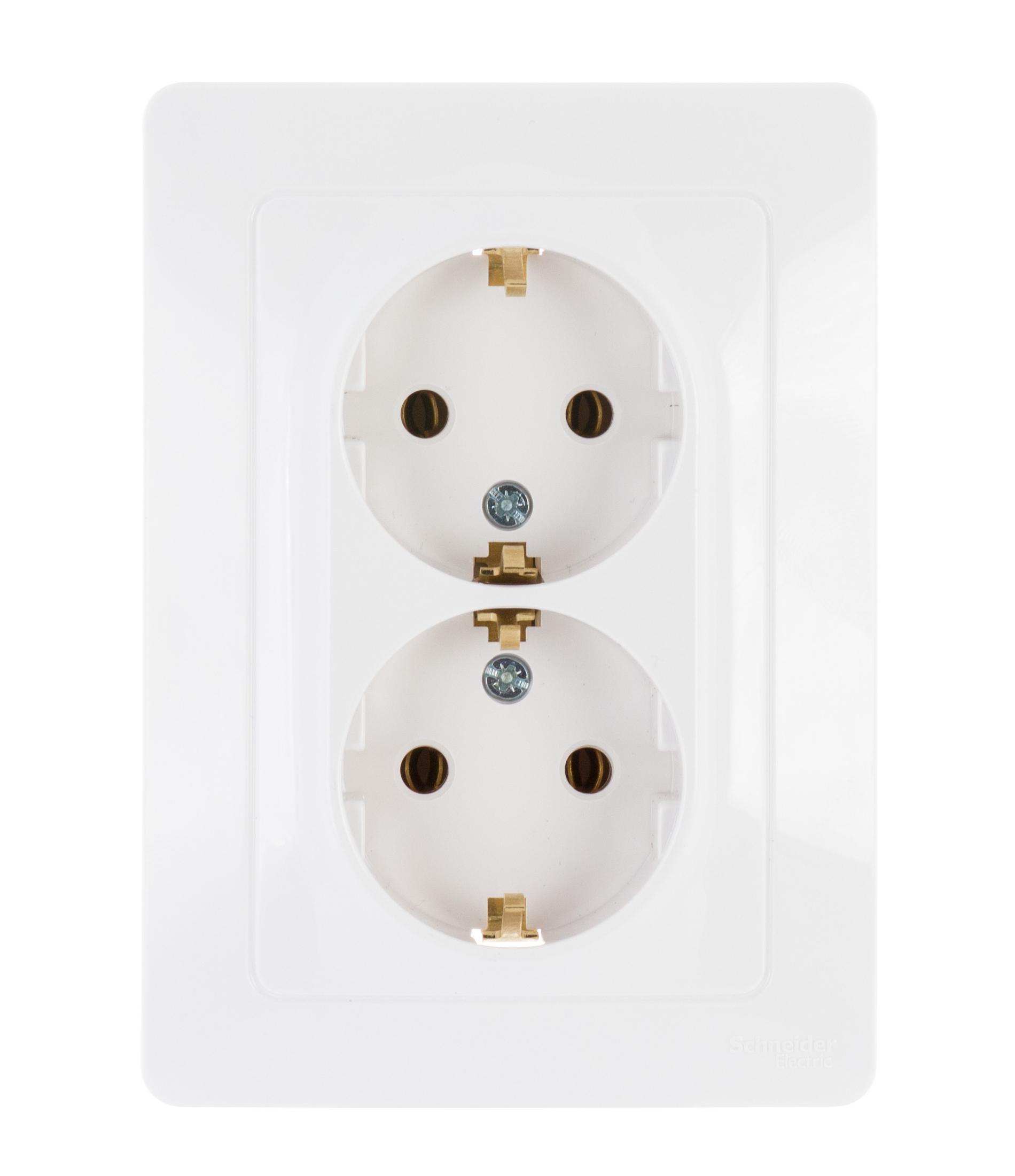 Купить Розетка Schneider electric Blnrs001021 blanca