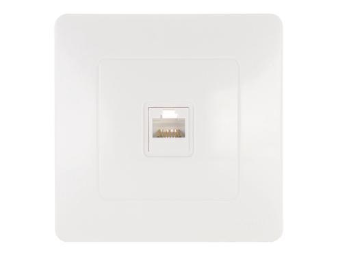 Розетка SCHNEIDER ELECTRIC BLNIS045001 Blanca