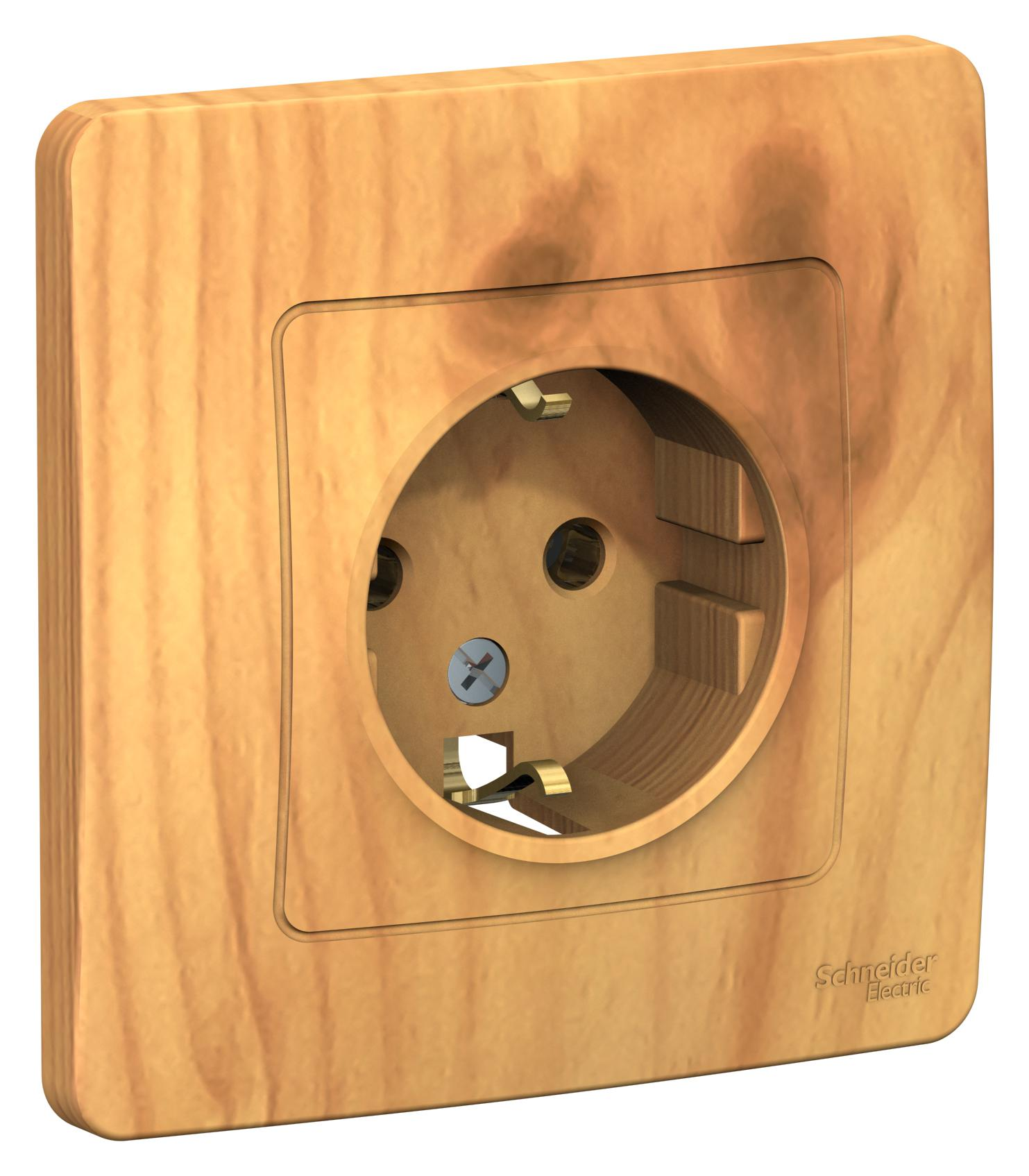 Купить Розетка Schneider electric Blnrs001015 blanca