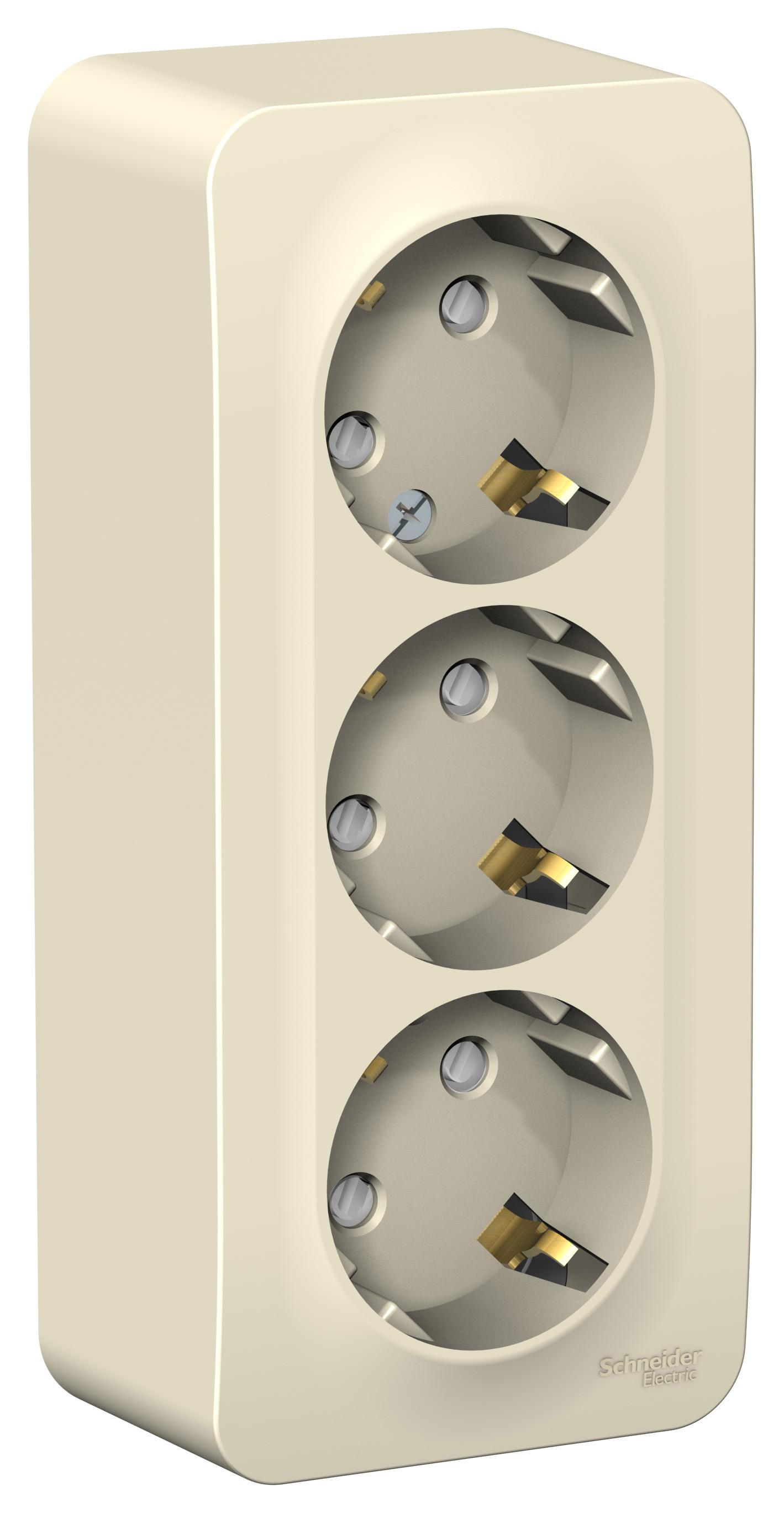 Розетка Schneider electric Blnra011312 blanca
