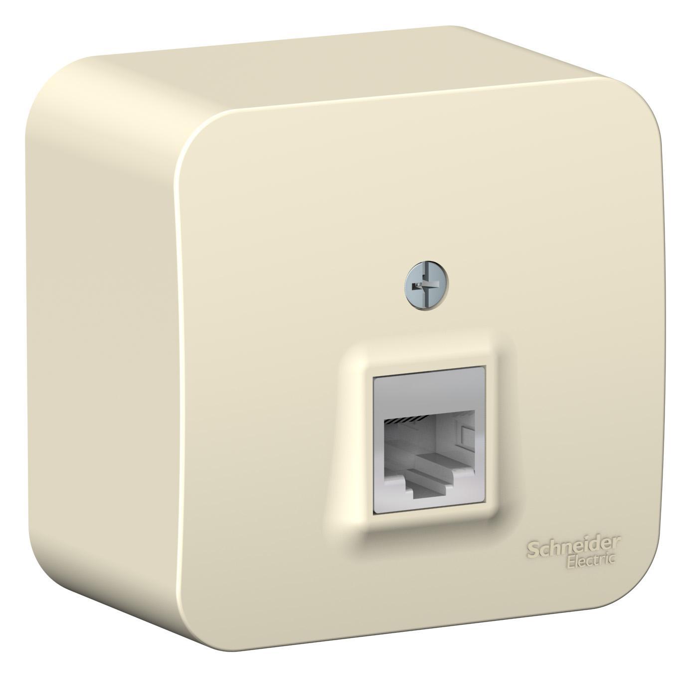 Купить Розетка Schneider electric Blnia045002 blanca
