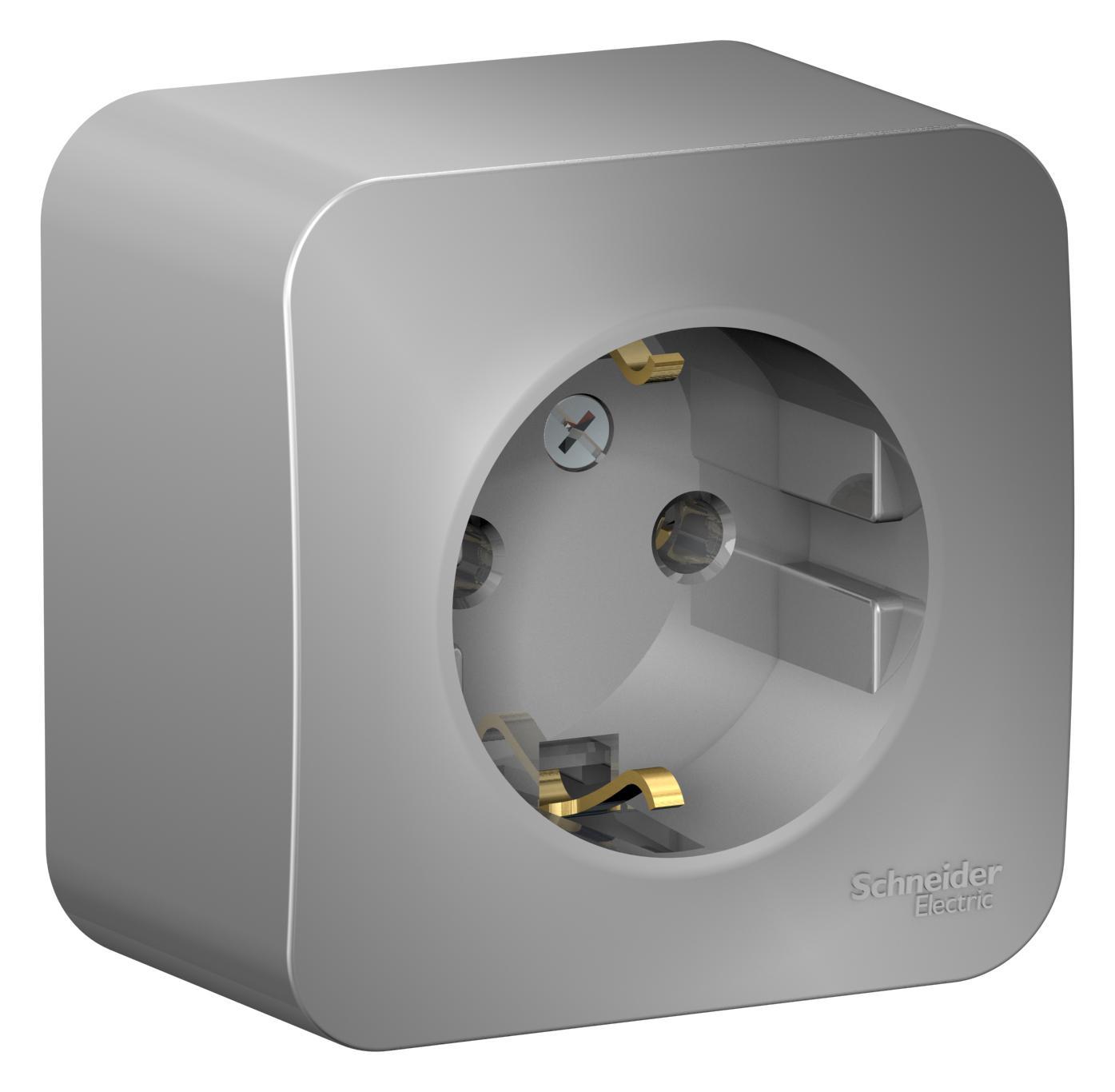 Купить Розетка Schneider electric Blnra010103 blanca